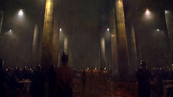 Концепт к фильму «Ампир V»