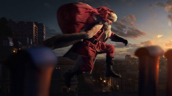 Санта-Клаус Курта Рассела привлек 20 млн зрителей на Netflix