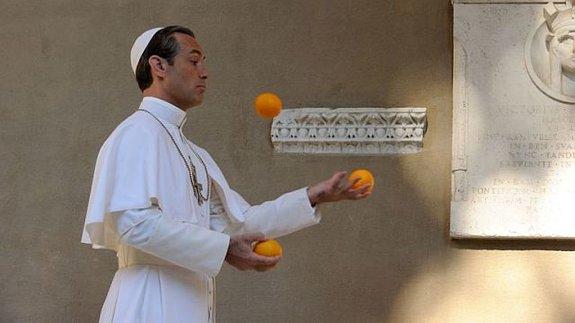 Папа может все, что угодно: Джуд Лоу всериале «Молодой Папа»