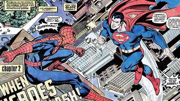 Marvel против DC: История главных конкурентов в мире комиксов