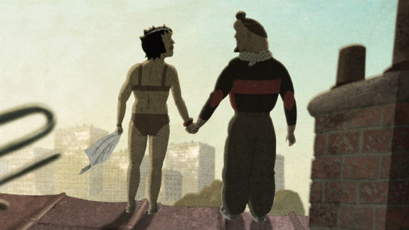 Кадр из фильма «До любви»