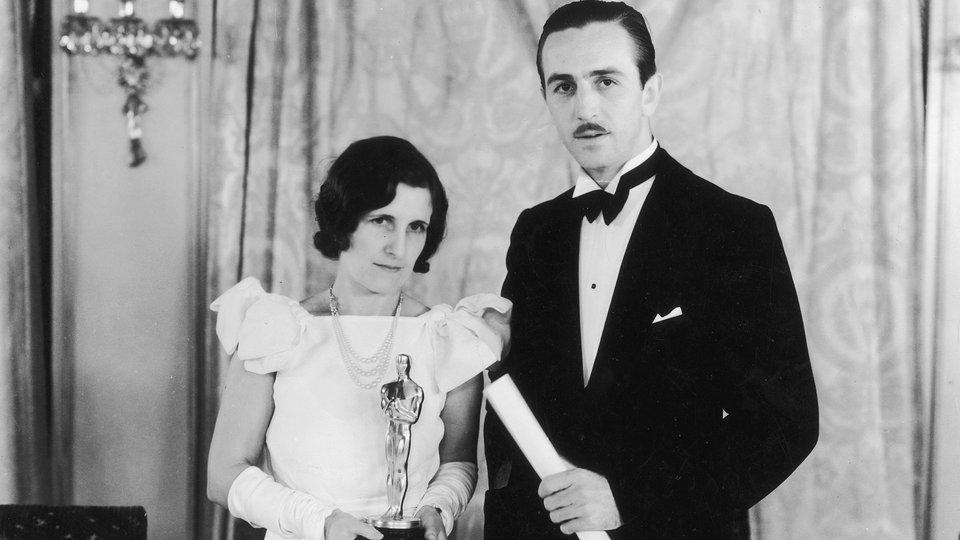 Лиллиан иУолт Дисней наприеме поповоду вручения почетного «Оскара» / Фото: Getty Images