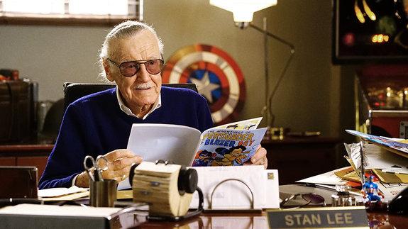 «Создатель великой вселенной Marvel»: Отрывок изновой биографии Стэна Ли