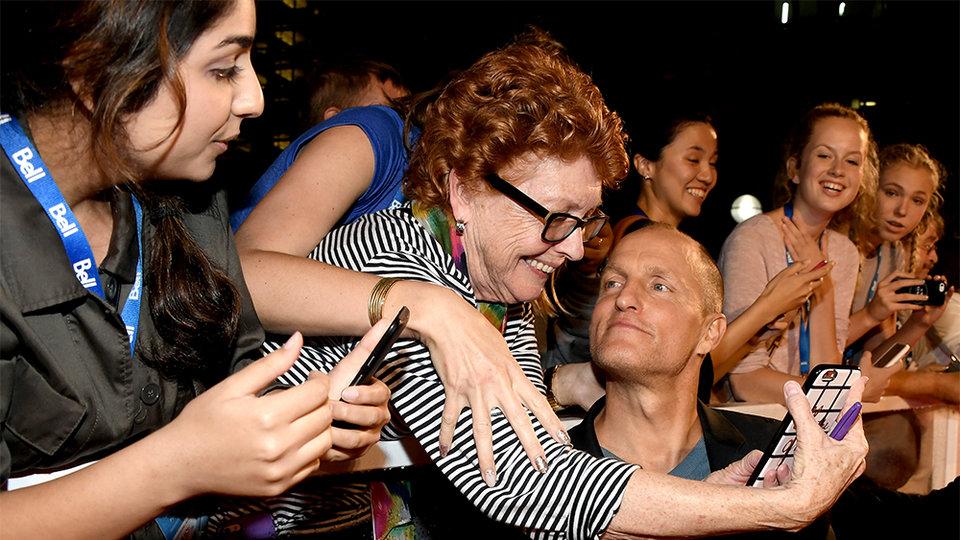 Актер Вуди Харрельсон на кинофестивале в 2016 году / Фото: Getty Images
