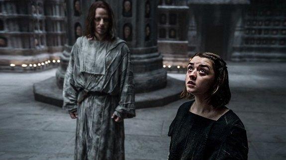 Мэйси Уильямс впятом сезоне «Игры престолов»