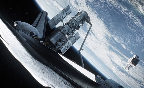 «Гравитация» глазами космонавтов НАСА