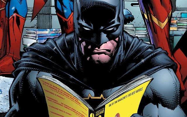 Они не спасают мир  10 нетипичных историй про супергероев — Статьи ... 963d756404c4b