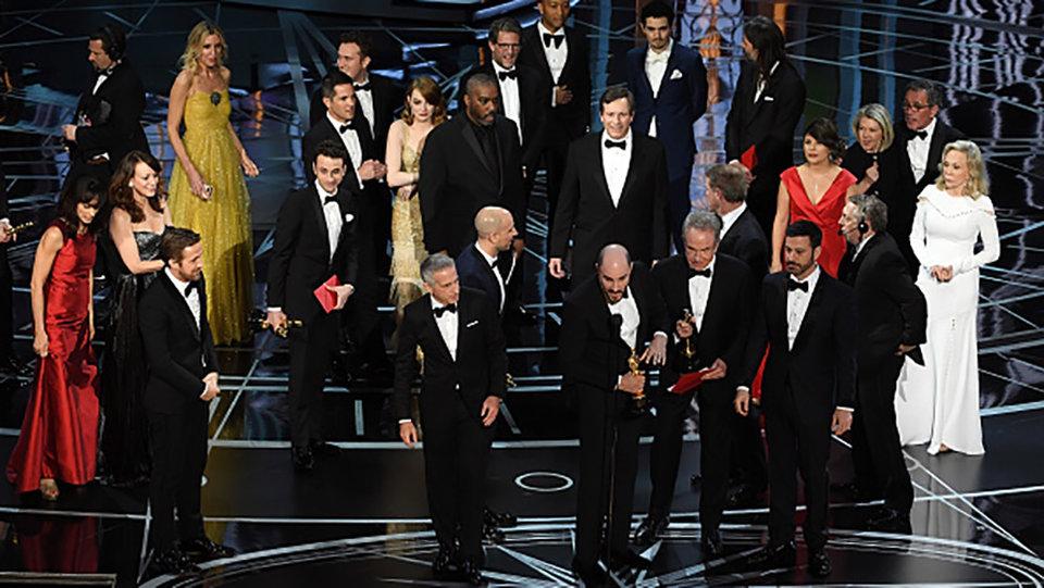 Церемония награждения 2017 года / Фото: Getty Images