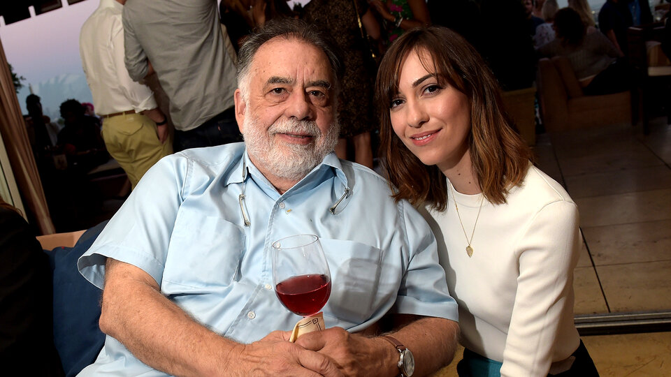 Фрэнсис Форд Коппола и Джиа Коппола / Фото: Getty Images