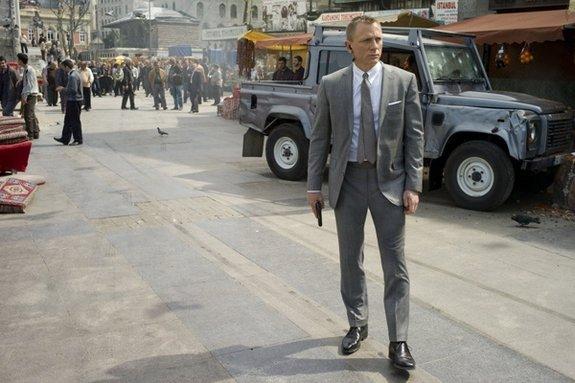 """«007: Координаты «""""Скайфолл""""»"""