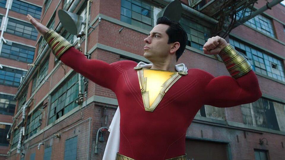"""""""Шазам!"""" -- один из лучших фильмов DC?"""