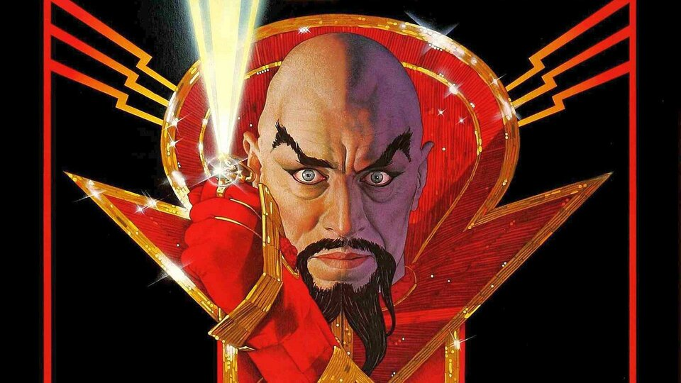 Flash Gordon Added Warning Due To Potentially Offensive Main Villain