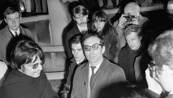 Жан-Люк Годар, 1968 год / Фото: Getty Image