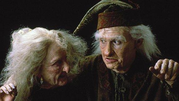 Билли Кристал (справа) вфильме «Принцесса-невеста»