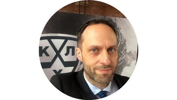 Дмитрий Федоров, хоккейный комментатор «Матч ТВ» иКХЛ ТВ