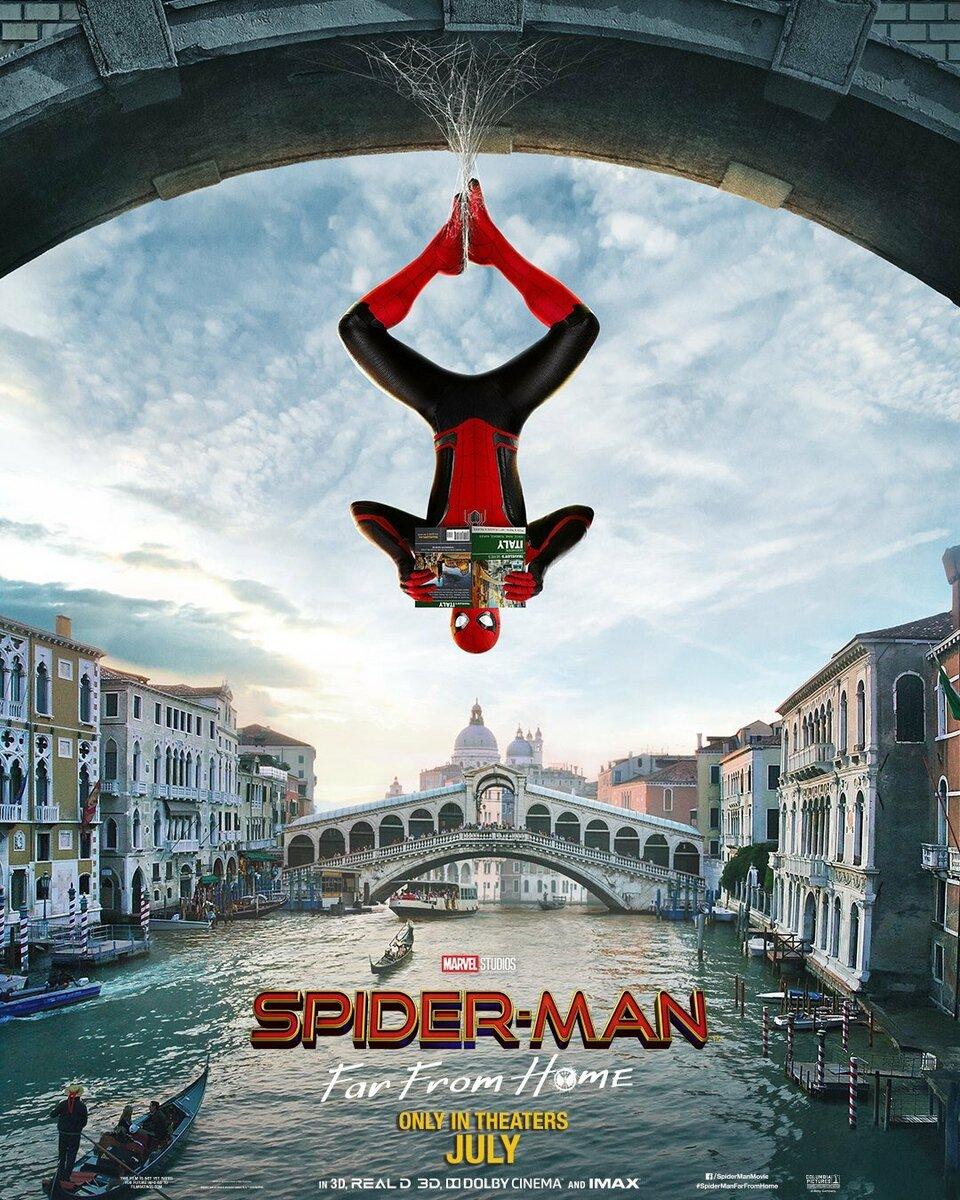 Человек-паук: Возвращение домой | Spider-Man: Far from Home