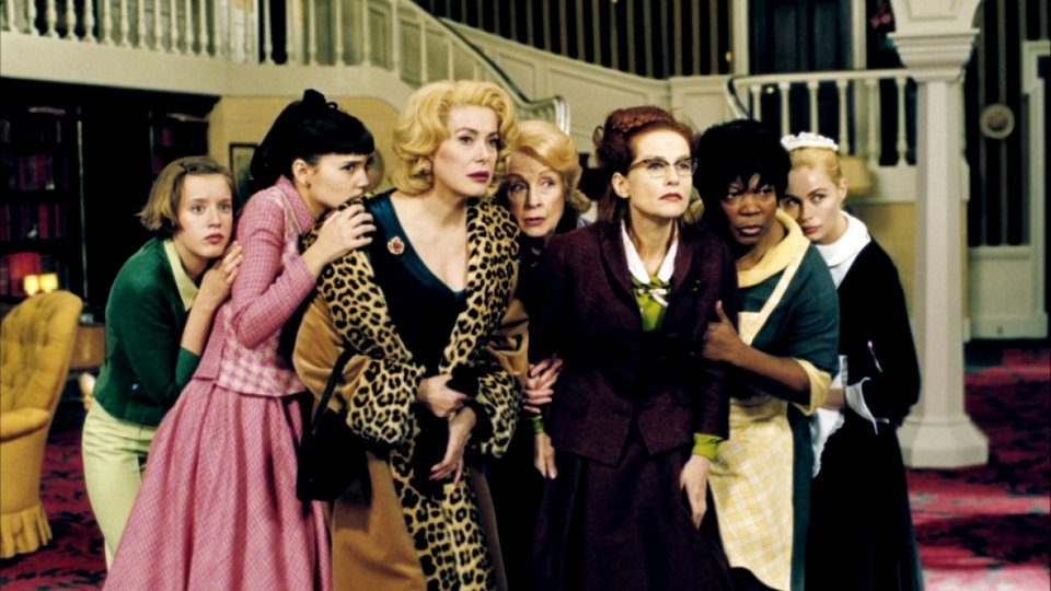 «8 женщин»