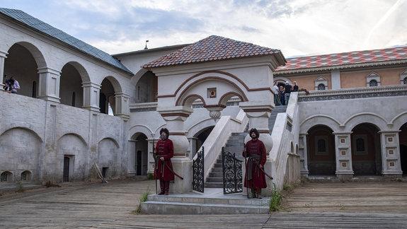 Место съемок сериала «Годунов» / Фото: Элен Нелидова для КиноПоиска