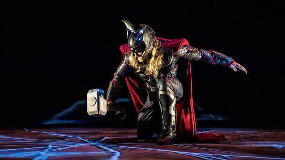 Тор на горках: Как супергерои Marvel захватили Диснейленд