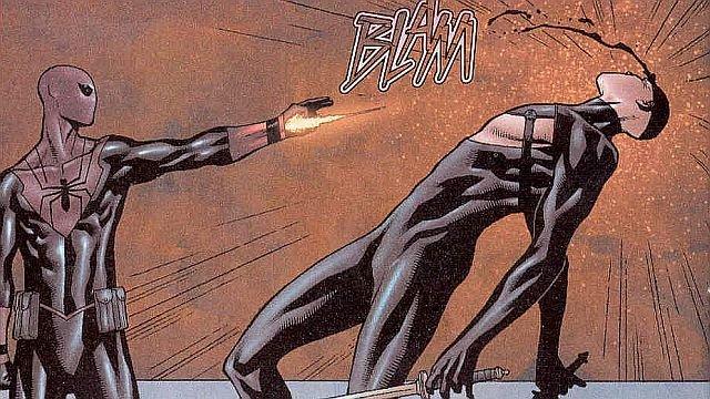 Очень серьезный Человек-паук