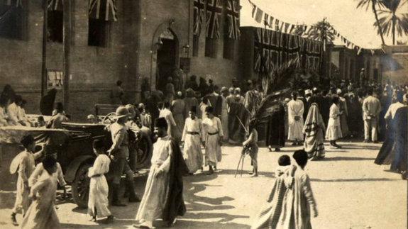 Багдад 1917