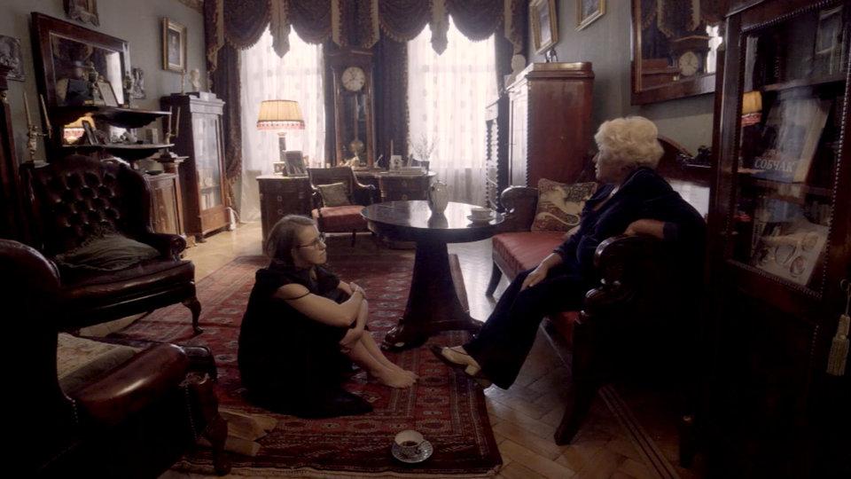 Ксения Собчак разговаривает с матерью Людмилой Нарусовой, «Дело Собчака»