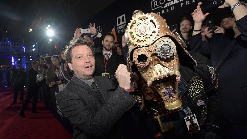 Гарет Эдвард на премьере фильма в Лос-Анджелесе / Фото: Getty Images