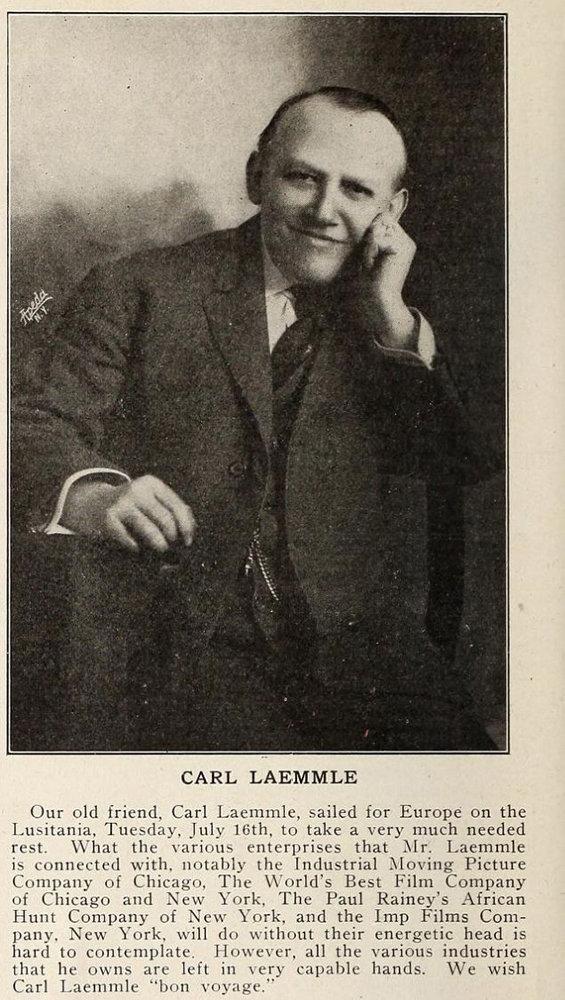 Карл Леммле