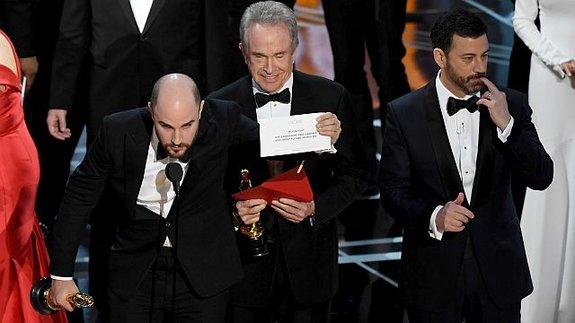 Нацеремонии вручения премии «Оскар» 26 февраля 2017 года / Фото: Getty Images