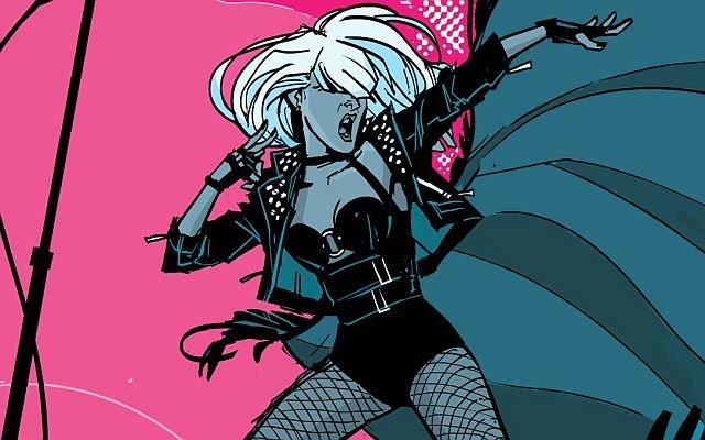Черная Канарейка / Иллюстрация: Издательство DC Comics
