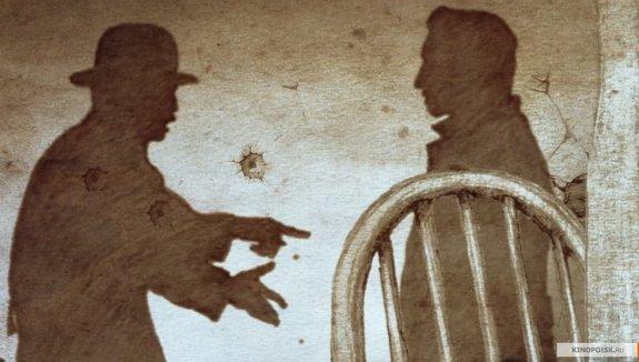 Кадр из фильма «Ян Карский»