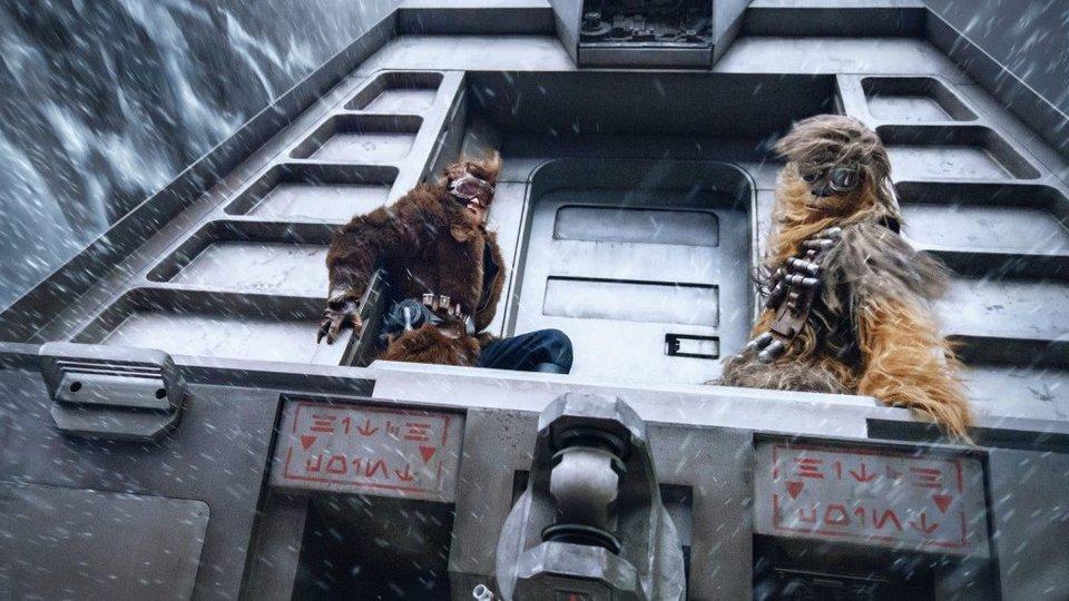 «Хан Соло: Звездные войны. Истории»