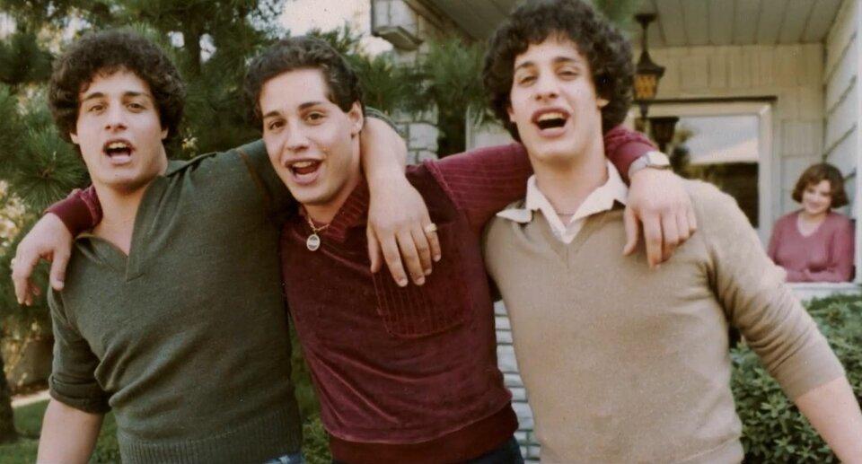 «Три одинаковых незнакомца»
