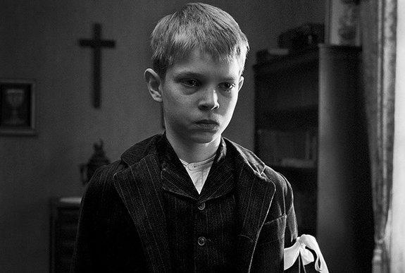 Кадр из фильма «Белая лента»