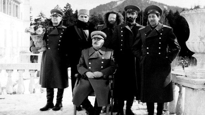 «Путешествие товарища Сталина в Африку»