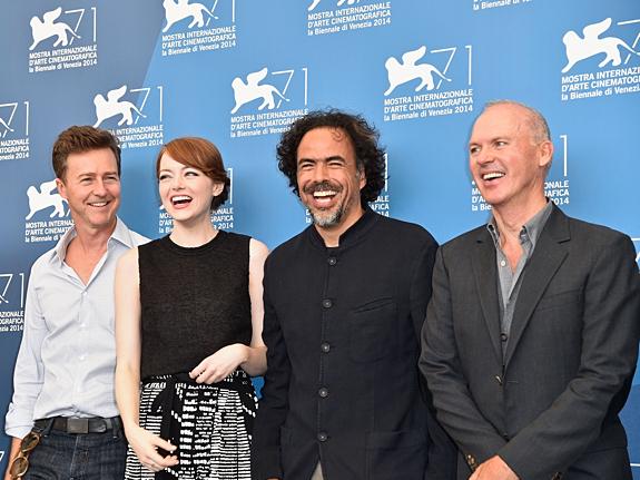 «Бёрдмен» открыл 71-й Венецианский кинофестиваль