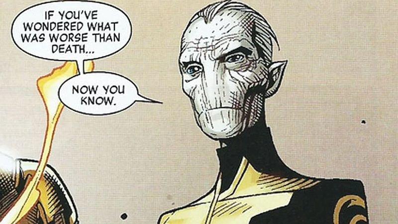 Эбони Мо / Иллюстрация: Marvel Comics