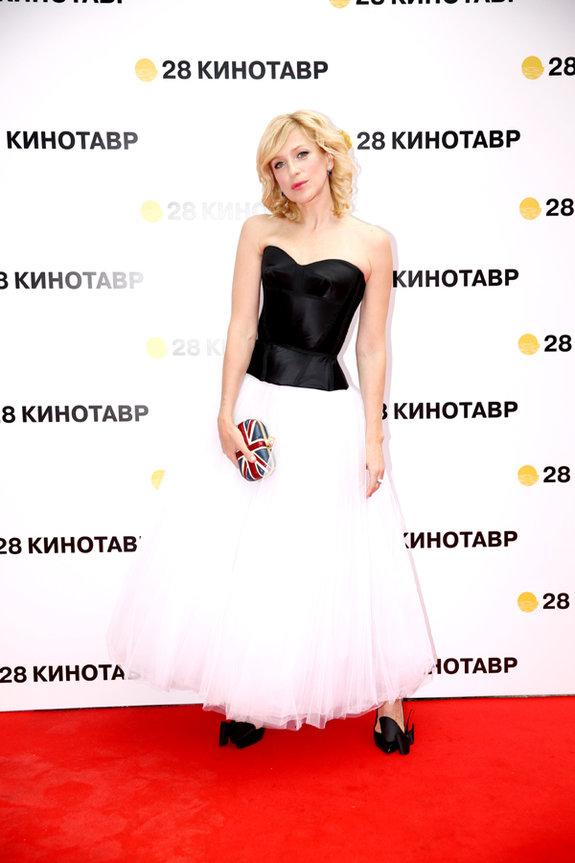 Актриса Ирина Гринева / Пресс-служба фестиваля «Кинотавр»