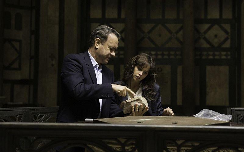 Кадр из фильма «Инферно»