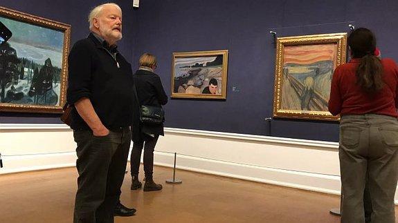 Картина Мунка «Крик»— одна изсамых известных достопримечательностей Норвегии/ Фото: КиноПоиск