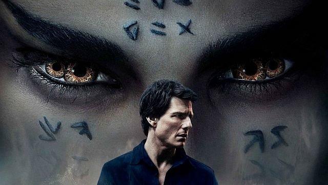 Фрагмент постера фильма «Мумия»