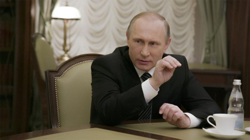 «Интервью с Путиным»