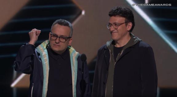 Братья Руссо на Game Awards