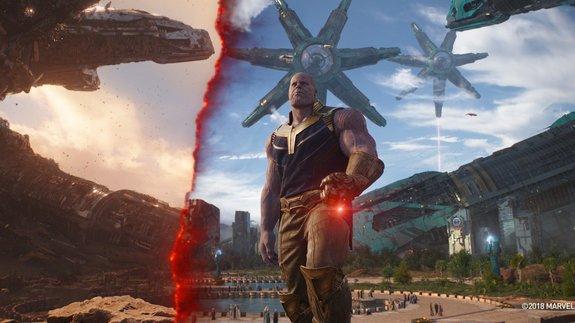 Блокбастер «Мстители: Война бесконечности» собрал 2 млрд долларов