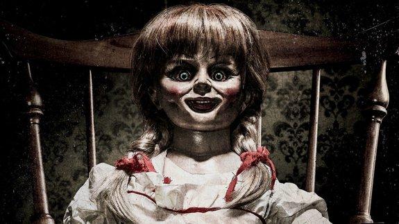 Сценарист «Оно» поставит третий фильм о проклятой кукле Аннабель