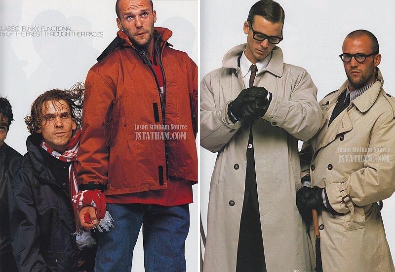 Реклама с участием Стэйтема образца 1994 года