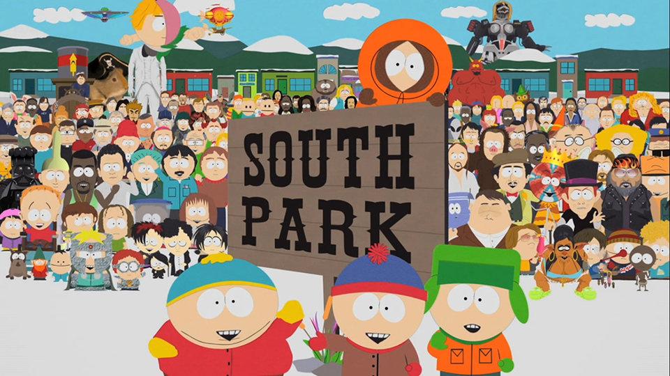 «Южный Парк»