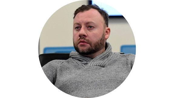 Олег Мосалев, хоккейный комментатор «Матч ТВ» и КХЛ ТВ