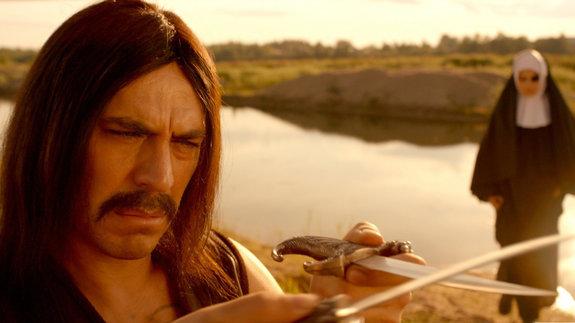 Кадр из фильма «Огни большой деревни»