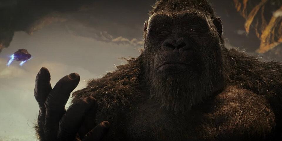 Что мы узнали из трейлера «Годзилла против Конга» — Новости на КиноПоиске